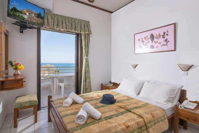 Iliostasi Beach Appartementen Koutouloufari