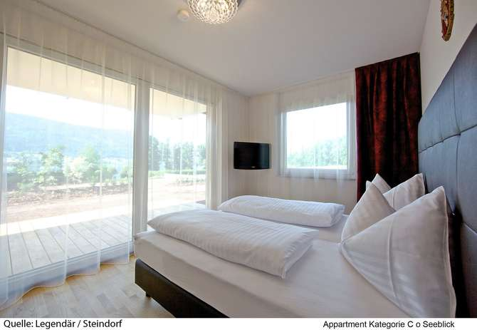 Aparthotel Legendar Steindorf am Ossiacher See