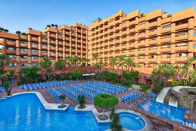 Almunecar Playa Spa Hotel Almuñécar
