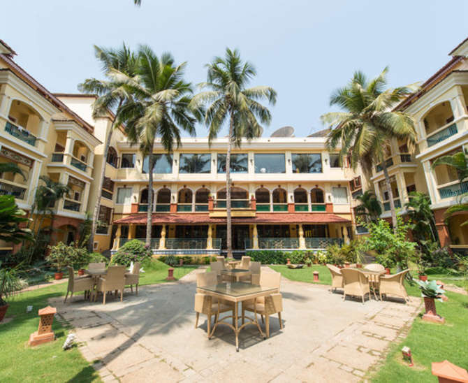 Country Inn & Suites By Carlson Candolim
