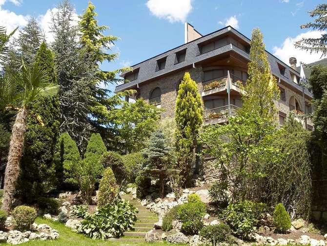 Hotel Guillem Encamp