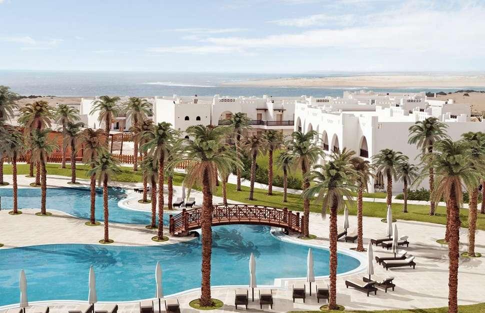 Hilton Marsa Alam Nubian Resort, 6 dagen