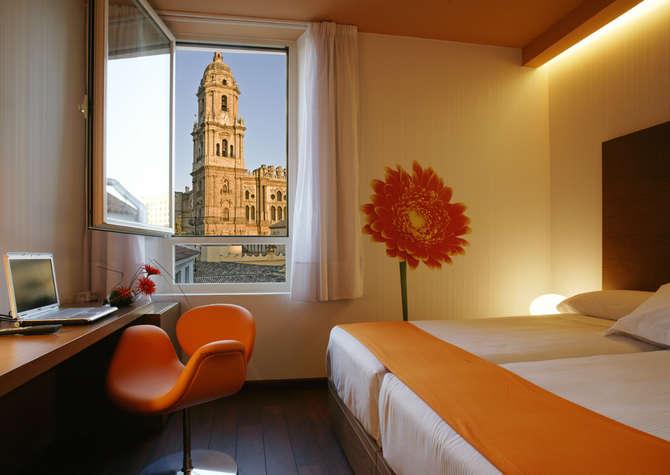 Petit Palace Plaza Malaga Hotel Málaga
