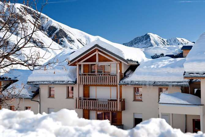 Goelia Le Balcon des Neiges Saint-Sorlin-d'Arves