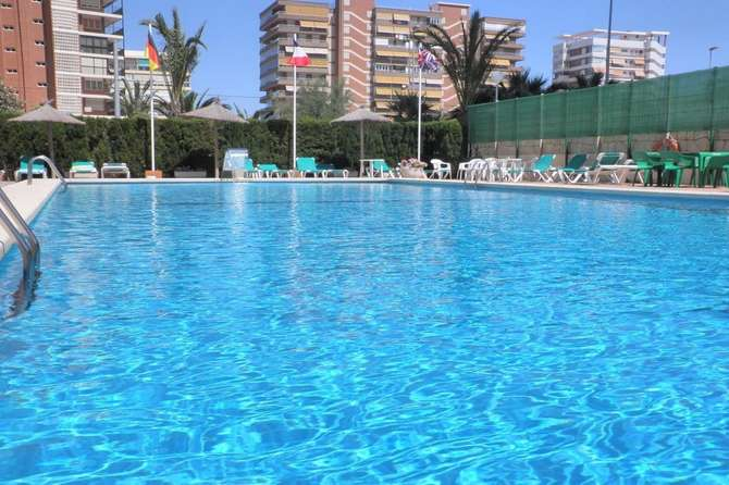 Castilla Alicante Hotel San Juan