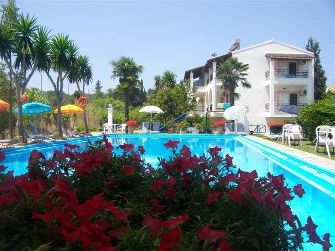 Angela Hotels & Appartementen Gouvia