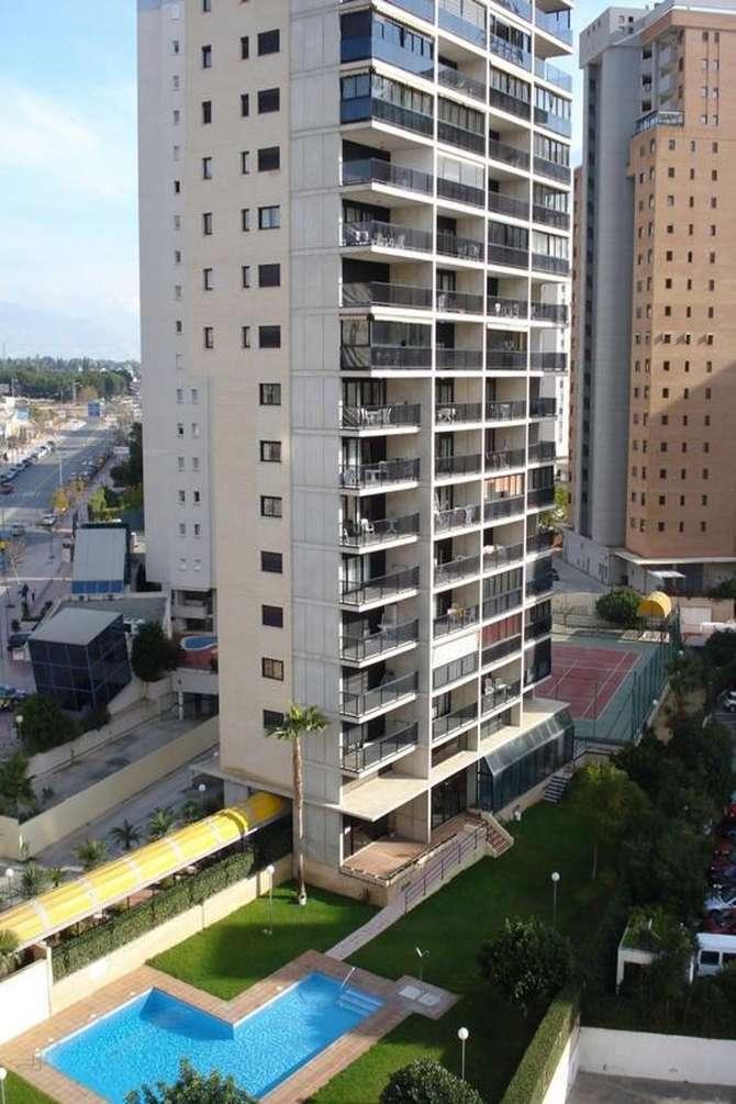Torre Ipanema Appartementen Benidorm