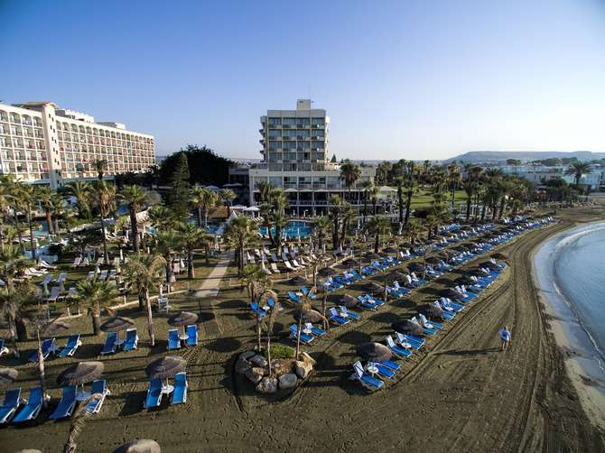 The Golden Bay Beach Hotel Larnaca