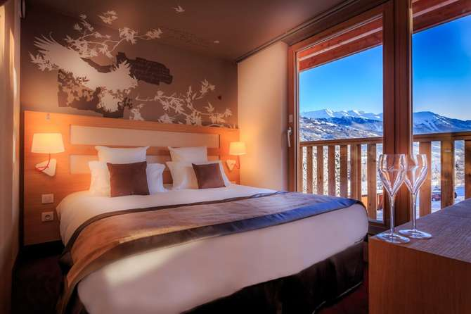 Le Grand Aigle Hotel & Spa Serre Chevalier
