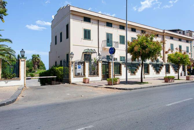 Hotel Villa D'Amato Palermo