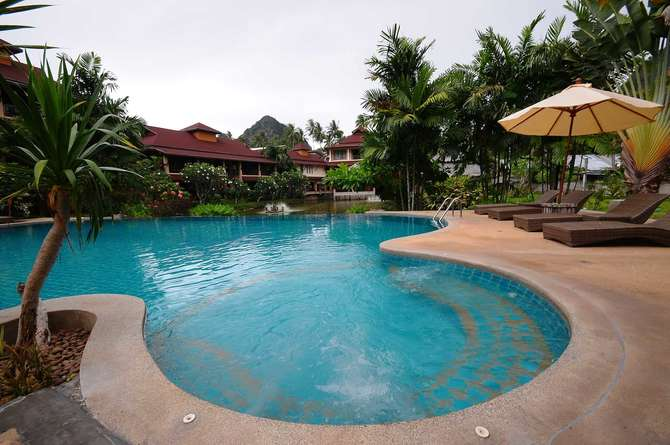 Railay Princess Resort, 8 dagen