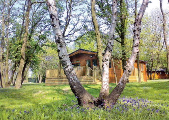 Bluewood Lodges Kingham