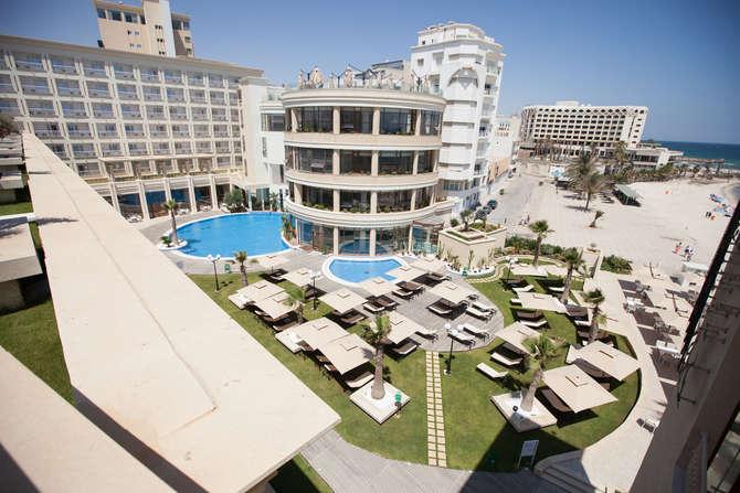 Sousse Palace Hotel & Spa Sousse