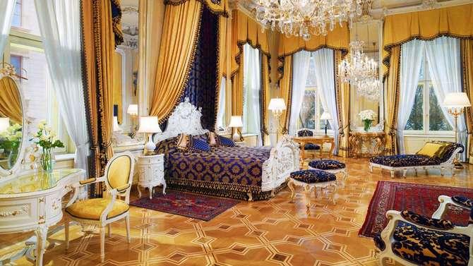 Hotel Imperial Vienna Wenen