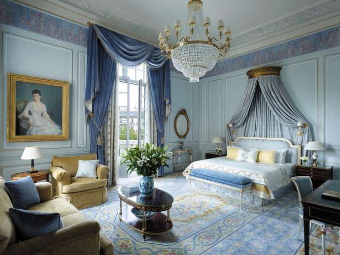 Shangri-La Hotel Paris Parijs