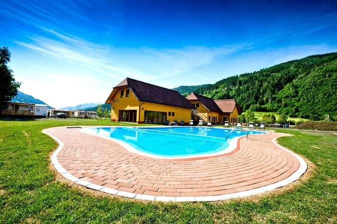 Camping Bella Austria Sankt Peter am Kammersberg