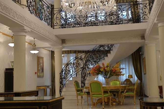 Hotel Helvetia Belgrado