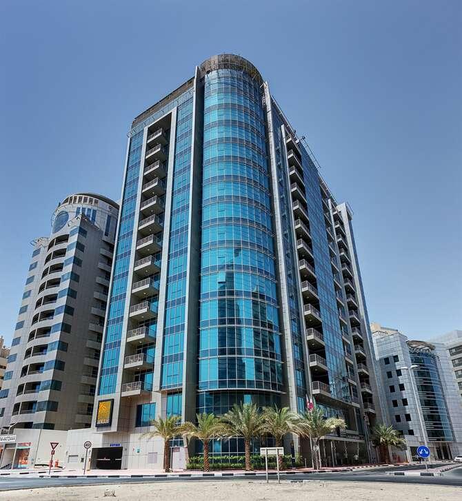 Abidos Hotel Appartement Al Barsha Dubai