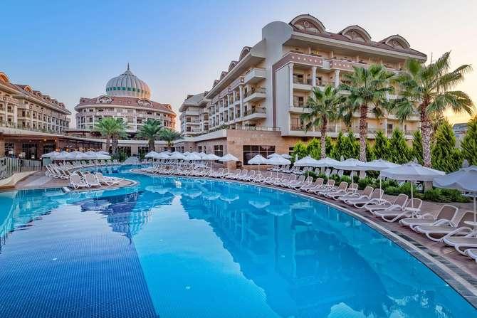 Kirman Hotels Belazur Resort & Spa Belek