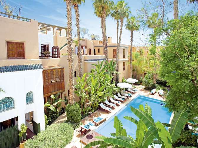 Jardins De La Medina Marrakech