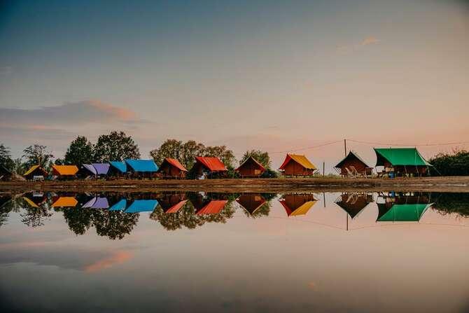 Glamp Outdoor Camp Appeltern Appeltern