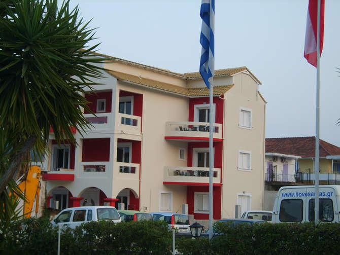 Appartementen Valena Nidri