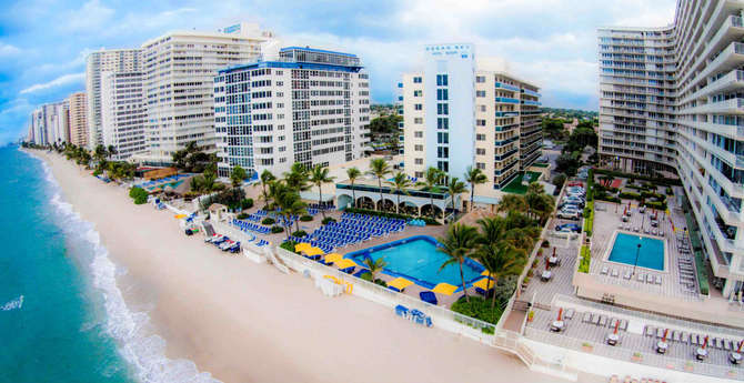 Ocean Sky Resort Fort Lauderdale
