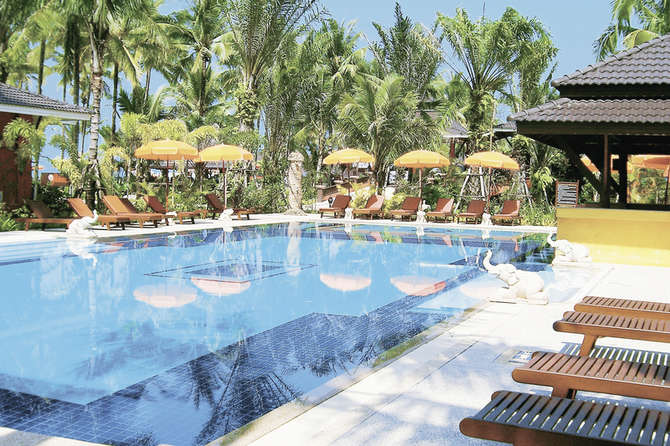 Sudala Beach Resort Khao Lak