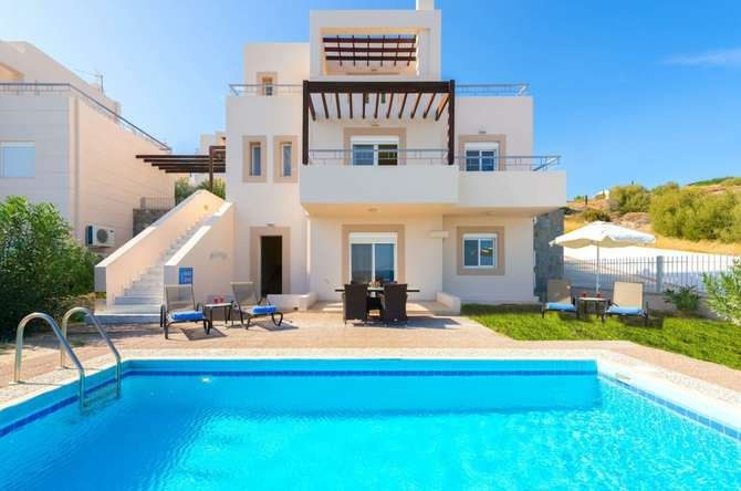 Athoniki Villas Kalathos