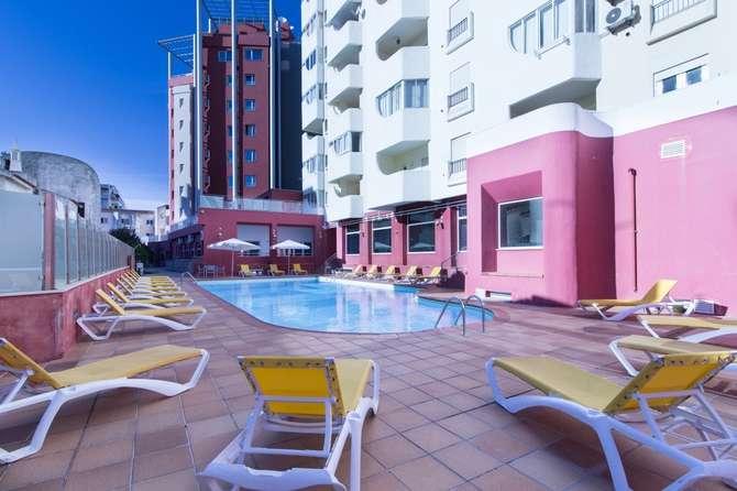 QuarteiraSol Hotel Quarteira