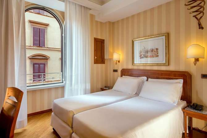 Appartementen Piave & Flavia Rome