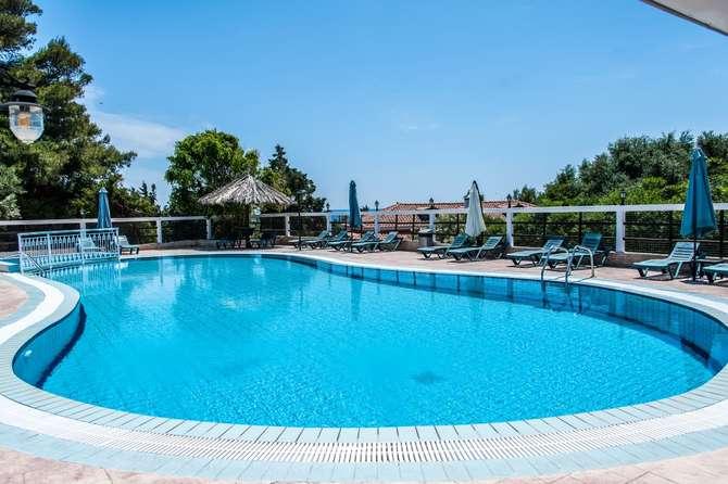 Bozikis Palace Hotel Agios Sostis
