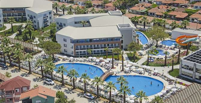 Palm Wings Beach Resort Kusadasi Kusadasi