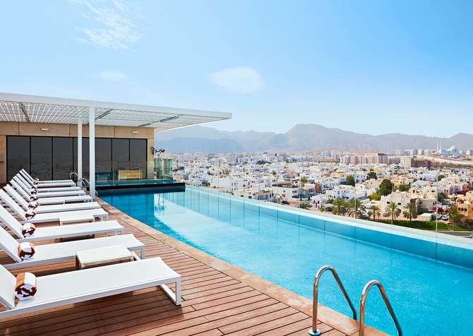 Hilton Garden Inn Muscat Al Khuwair Shatti Al Qurm