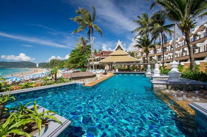 Beyond Resort Karon Karon Beach