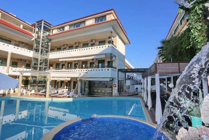 Philoxenia Spa Hotel Pefkochori
