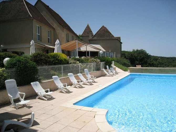 Hotel Le Relais de Castelnau Loubressac
