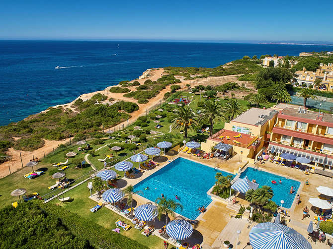Hotel Baia Cristal Beach & Spa Resort Carvoeiro