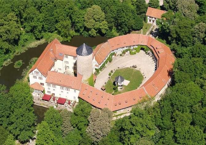 Hotel & Spa Wasserschloss Westerburg Westerburg