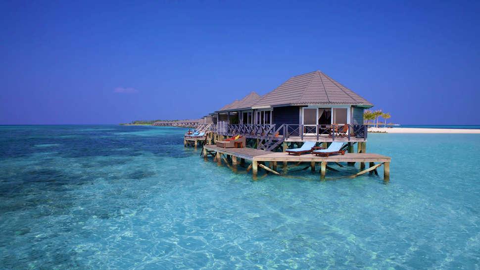 Kuredu Island Resort, 6 dagen