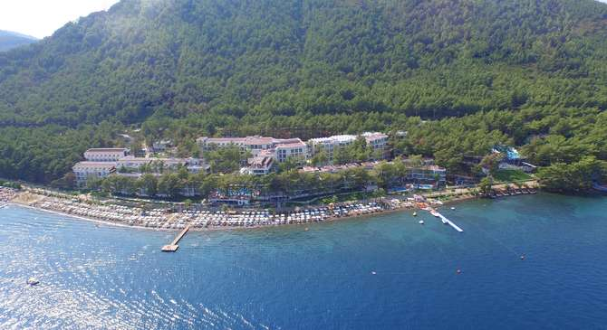 Sentido Orka Lotus Beach Marmaris