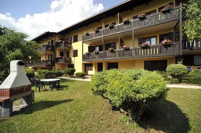 Appartementen Lagorai Tesero