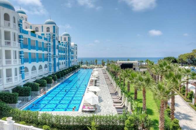 Rubi Platinum Spa Resort & Suites Alanya