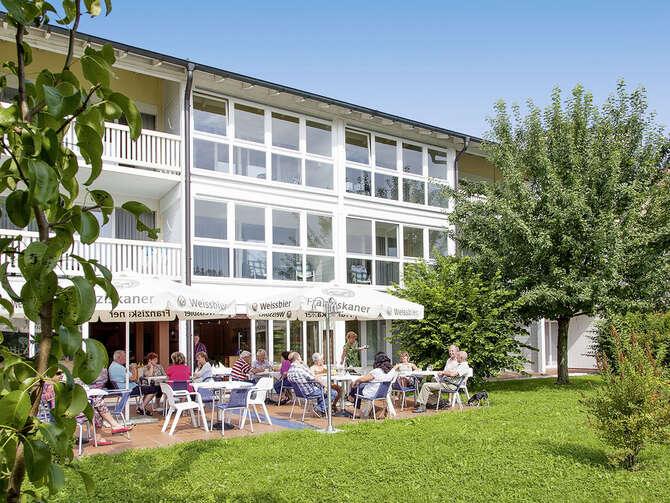 Aparthotel Birnbachhohe Bad Birnbach