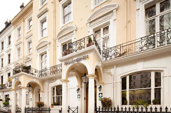 Shakespeare Hotel Londen