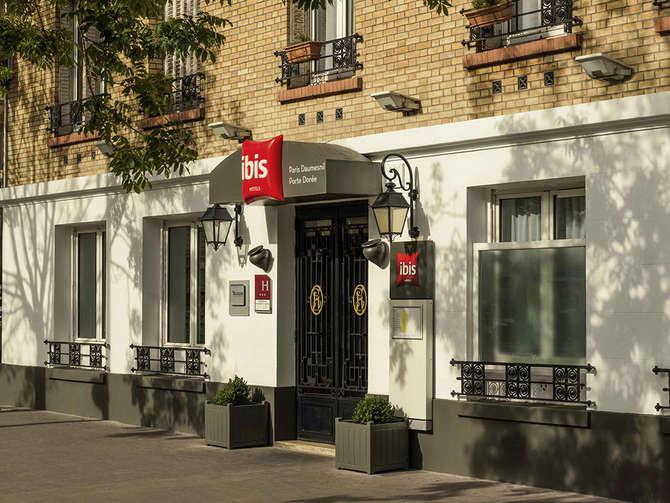 Hotel Ibis Daumesnil Porte Doree Parijs
