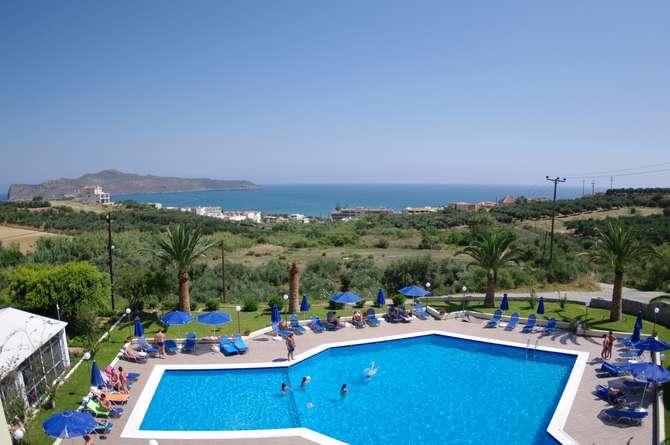 Eleftheria Hotel Aghia Marina
