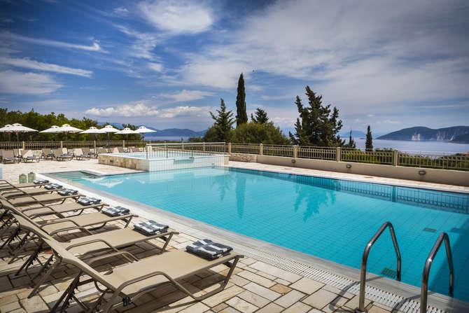 Almyra Hotel Fiskardo