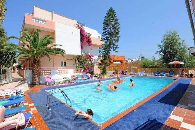 Primavera Beach Hotel Malia