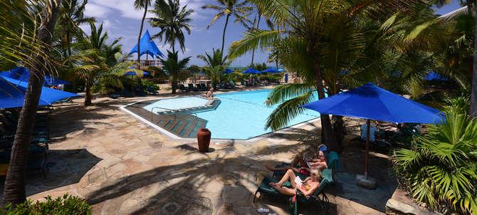 Bahari Beach Hotel Bamburi